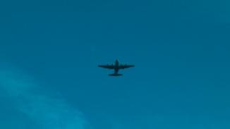 a plane blog post