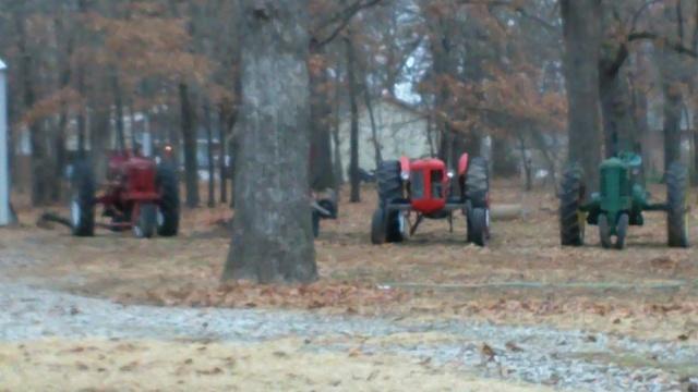 3 tractors