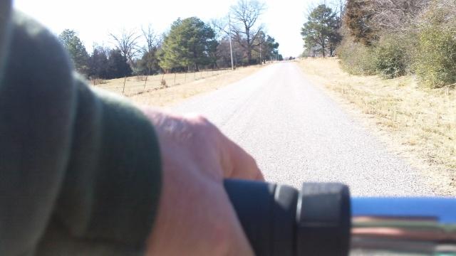 sunny cycling