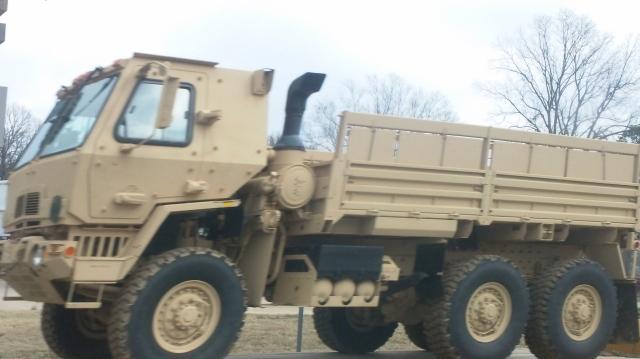 offf roader truck