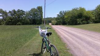 cycling gravel